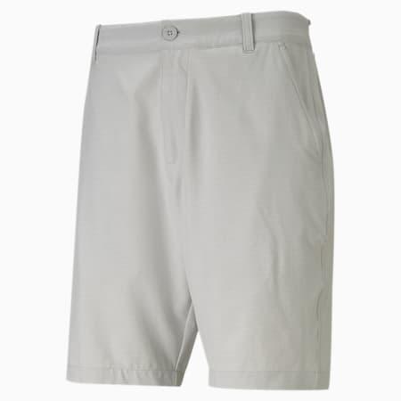 101 Striped Men's Golf Shorts, High Rise Heather, small-SEA