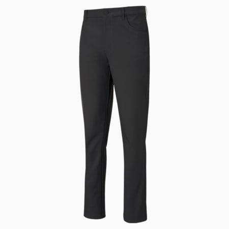 Jackpot 5-Pocket Men's Golf Pants, Puma Black, small-SEA