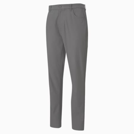 Jackpot 5-Pocket Men's Golf Pants, QUIET SHADE, small