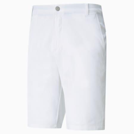 Jackpot Men's Golf Shorts, Bright White, small-GBR