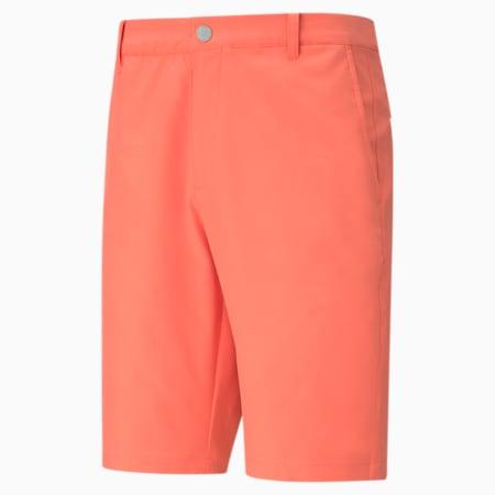 Jackpot Men's Golf Shorts, Georgia Peach, small