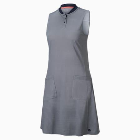 Damska sukienka golfowa Farley, Navy Blazer, small
