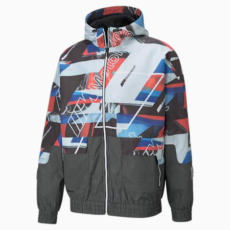 BMW M Motorsport Street Printed Men's Jacket, Puma Black, small-GBR
