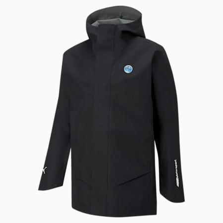 BMW M Motorsport RCT Men's 37.5 Jacket, Puma Black, small