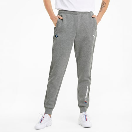 BMW M Motorsport Men's Sweatpants, Medium Gray Heather, small-GBR