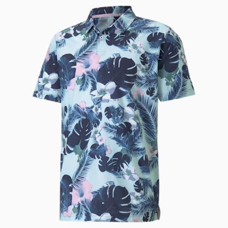 Sabbatical Men's Golf Polo Shirt, Navy Blazer, small-SEA