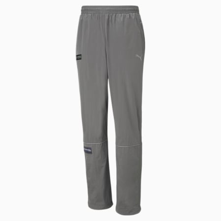 Mercedes F1 Street Woven Men's Pants, Puma Black, small