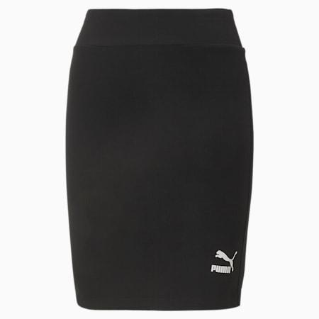 Classics Women's Tight Skirt, Puma Black, small-GBR