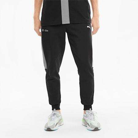 Mercedes F1 T7 Men's Sweatpants, Puma Black, small-SEA
