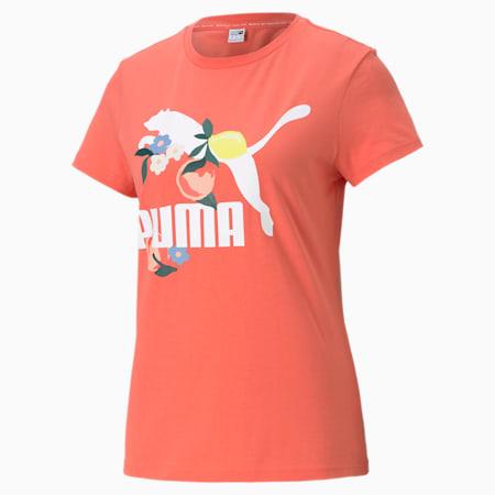 T-shirt graphique Classics Graphics, femme, Pêche de Géorgie, petit