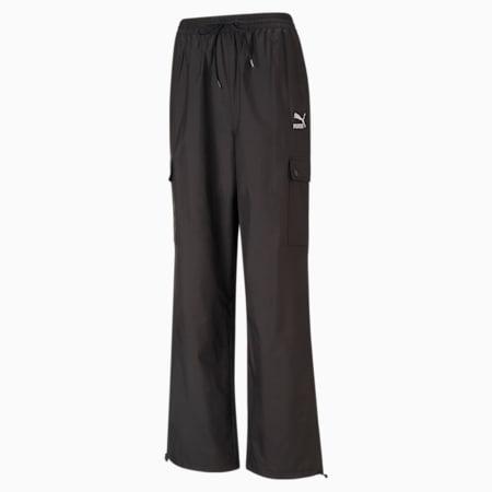 Pantalon cargo Classics, femme, Puma Black, petit