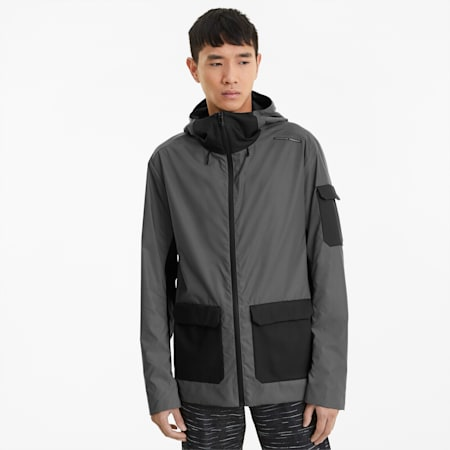 Porsche Design RCT Men's Jacket, Asphalt, small
