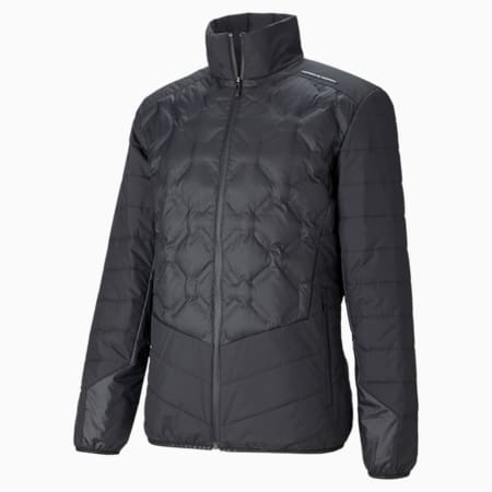 Porsche Design Light Padded Men's Jacket, Jet Black, small