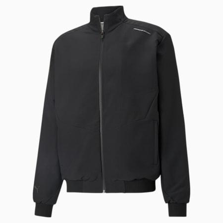 Porsche Design Light Men's Racing Jacket, Jet Black, small