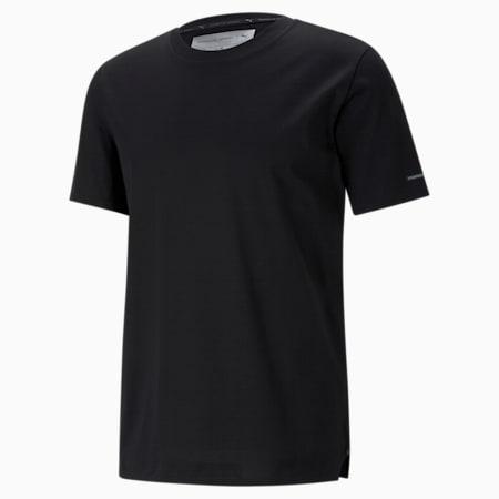 ポルシェ デザイン エッセンシャル Tシャツ, Jet Black, small-JPN