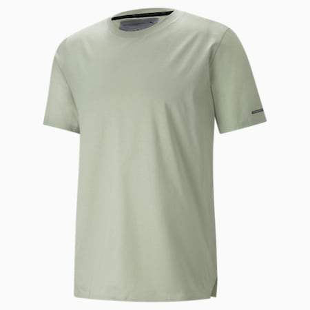 ポルシェ デザイン エッセンシャル Tシャツ, Desert Sage, small-JPN