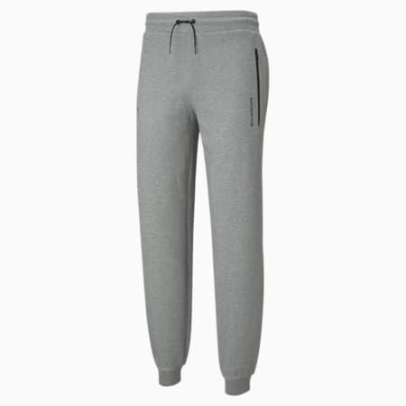 Porsche Design Men's Sweatpants, Medium Gray Heather, small-GBR