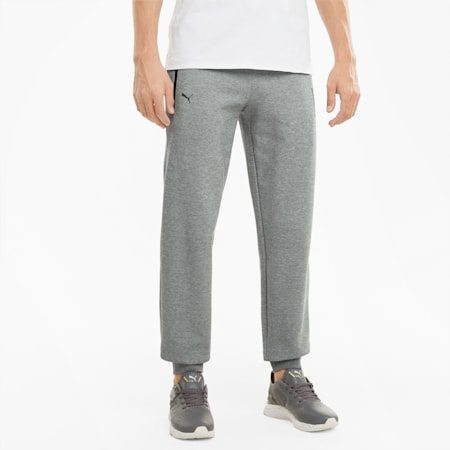 Porsche Design Men's Sweatpants, Medium Gray Heather, small