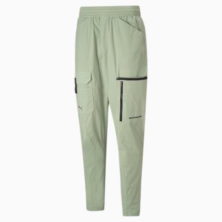 Porsche Design Traveller Pockets Men's Pants, Desert Sage, small