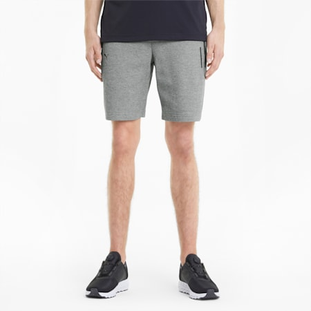 Porsche Design Herren Shorts, Medium Gray Heather, small