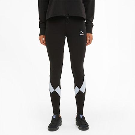 PUMA International Damen Leggings, Puma Black, small