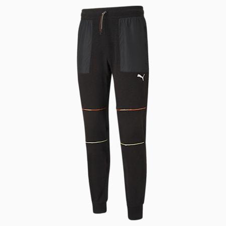 Porsche Legacy Men's Sweatpants, Puma Black, small