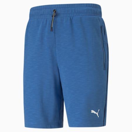 Porsche Legacy Men's Sweat Shorts, Star Sapphire, small