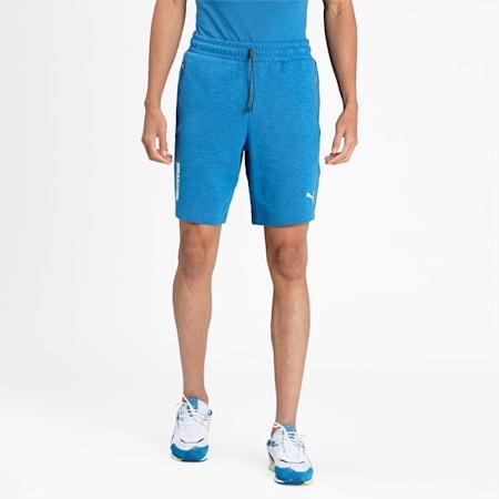 Porsche Legacy Men's Sweat Shorts, Star Sapphire, small-IND