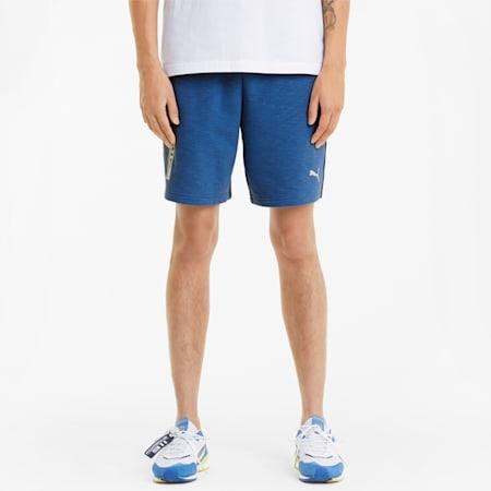 포르쉐 라이센스 스웨트 쇼츠 반바지/PL Sweat Shorts, Star Sapphire, small-KOR