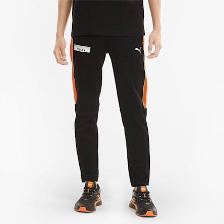 Porsche Legacy T7 Men's Motorsport Track Pants, Puma Black, small