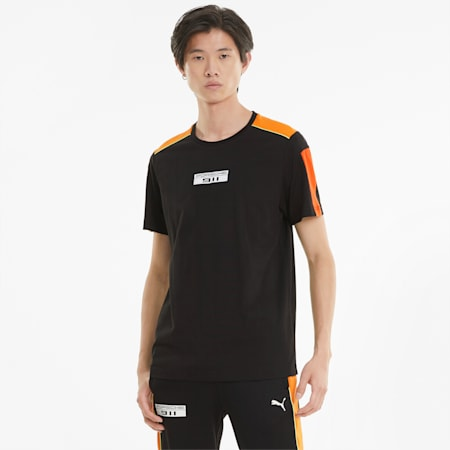 T-shirt Porsche Legacy T7 Motorsport homme, Puma Black, small