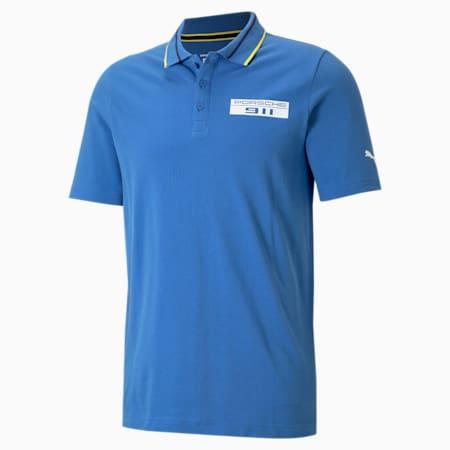 Porsche Legacy Men's Polo Shirt, Star Sapphire, small-IND