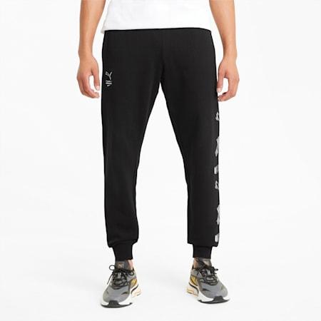 Avenir Men's Sweatpants, Puma Black, small-GBR