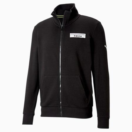 Porsche Legacy Men's Jacket, Puma Black, small-IND