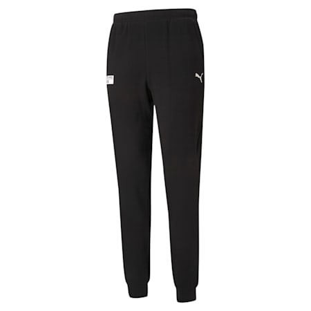 Porsche Legacy Men's Sweatpants, Puma Black, small-SEA