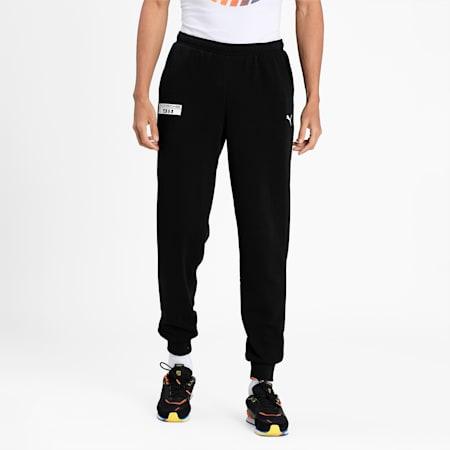 Porsche Legacy Men's Sweatpants, Puma Black, small-IND