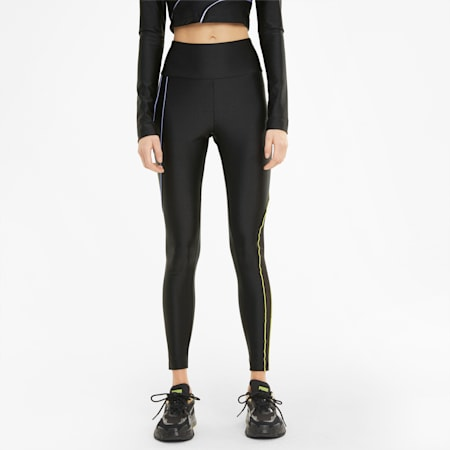 Evide Women's Leggings, Puma Black, small