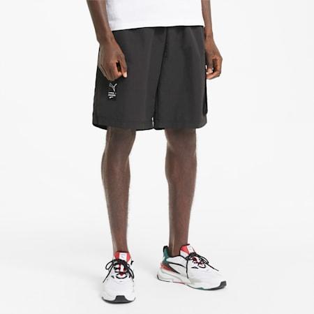 Shorts cargo para hombre Avenir, Puma Black, small