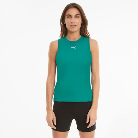 Camiseta sin mangas Evide Mesh para mujer, Parasailing, small