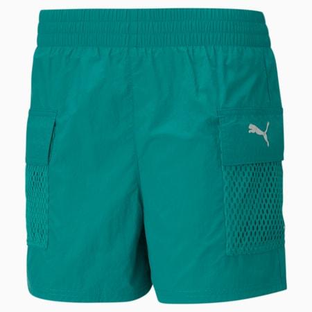 Evide Woven Women's Shorts, Parasailing, small-SEA