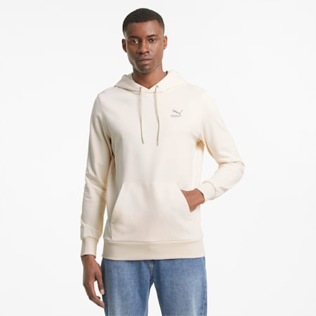 Classics Men's Embroidered Hoodie, no color, small