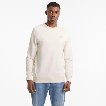 Classics Embro Crew Neck Men's Sweater, no color, small