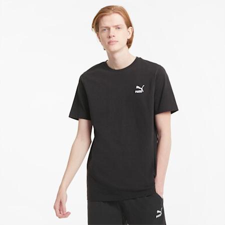 Classics Embro T-shirt heren, Puma Black, small
