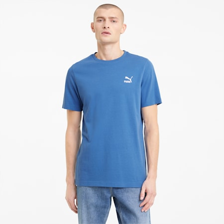 Męski T-shirt Classics Embro, Star Sapphire, small