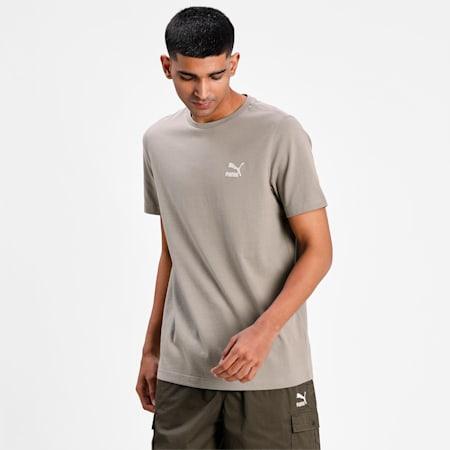 Classics Embro Men's  T-shirt, Vetiver, small-IND