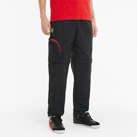 Męskie spodnie Scuderia Ferrari Statement, Puma Black, small
