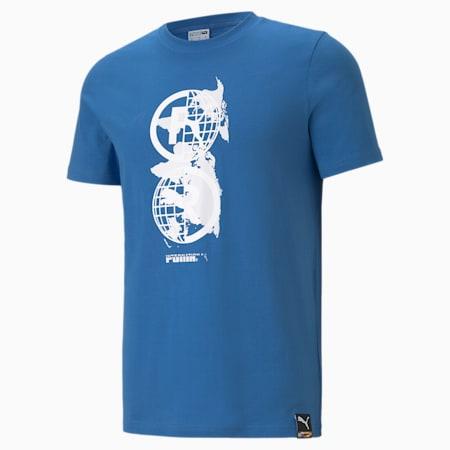 Camiseta PUMA INTLpara hombre, Star Sapphire, pequeño