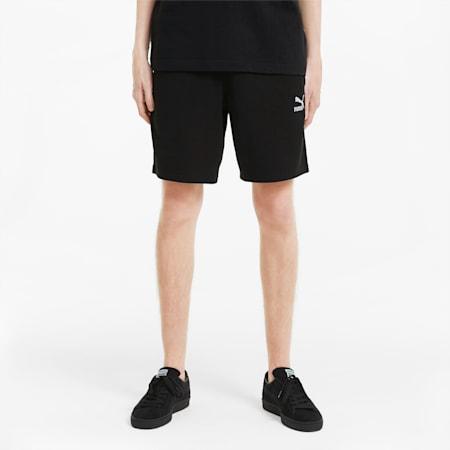 Classics Logo Men's Shorts, Puma Black, small-IND