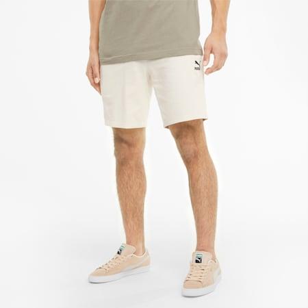 Classics Herren Shorts mit Logoprint, Eggnog, small