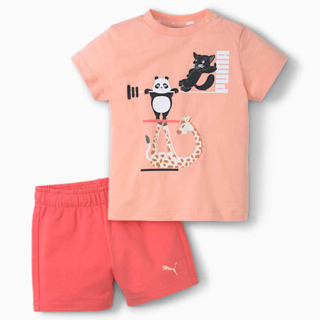Paw Kids' Set, Apricot Blush, small